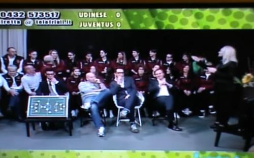 Calcio femminile in TV